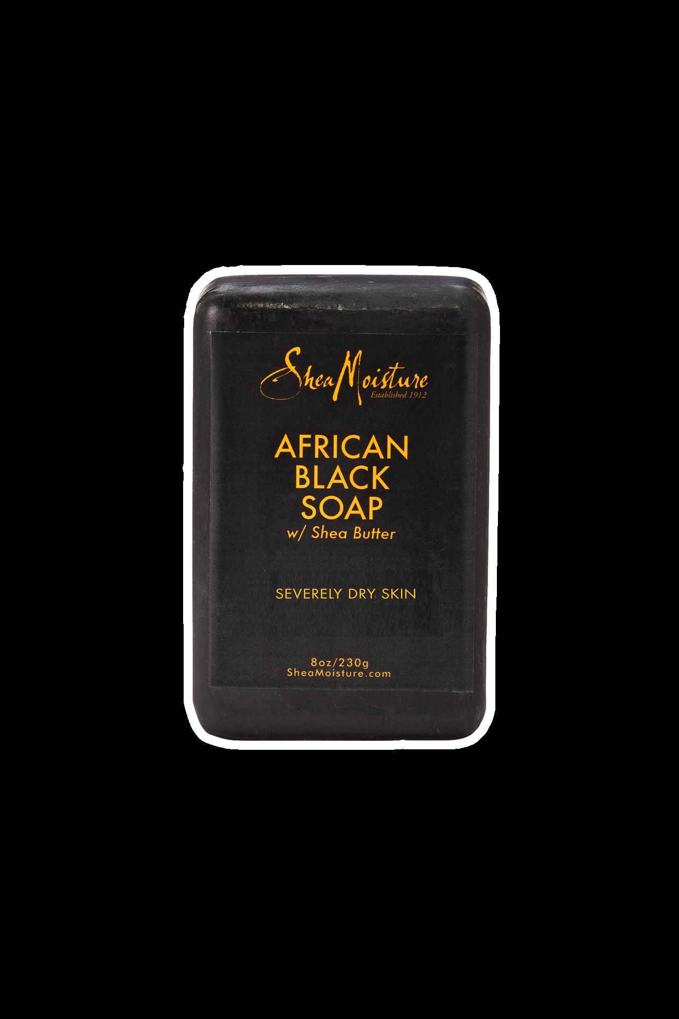 SheaMoisture, African Black Soap 8 Oz